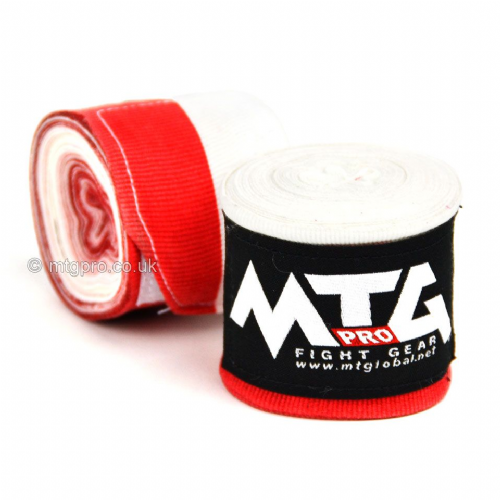 MTG 5m Handwraps - Red/White